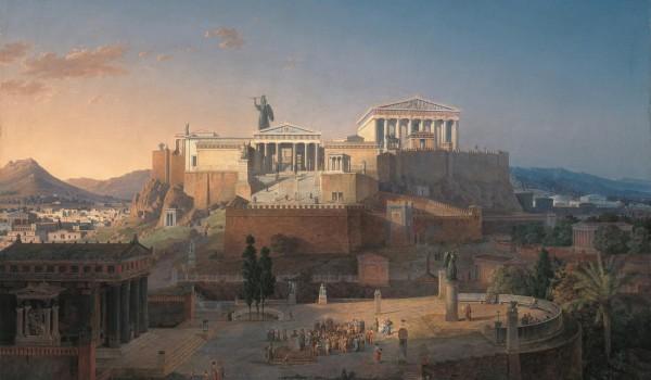 Akropolis - Leo von Klenze