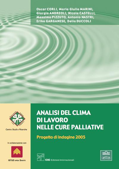 Analisi clima cure palliative