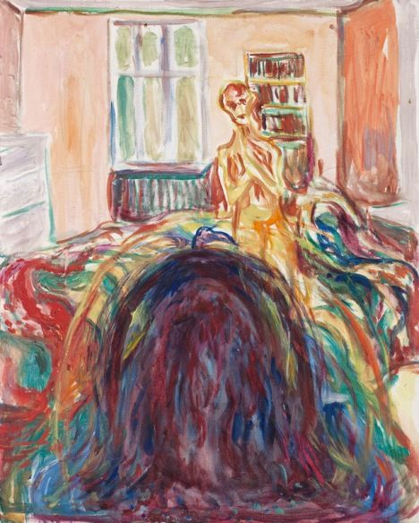 Disturbed Vision Edvard Munch