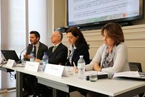 Panel di relatori