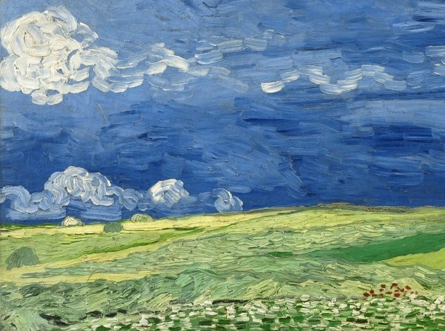 Vincent_van_Gogh_-_Wheatfield_under_thunderclouds