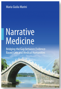 Book Narrative medicine by Maria Giulia Marini