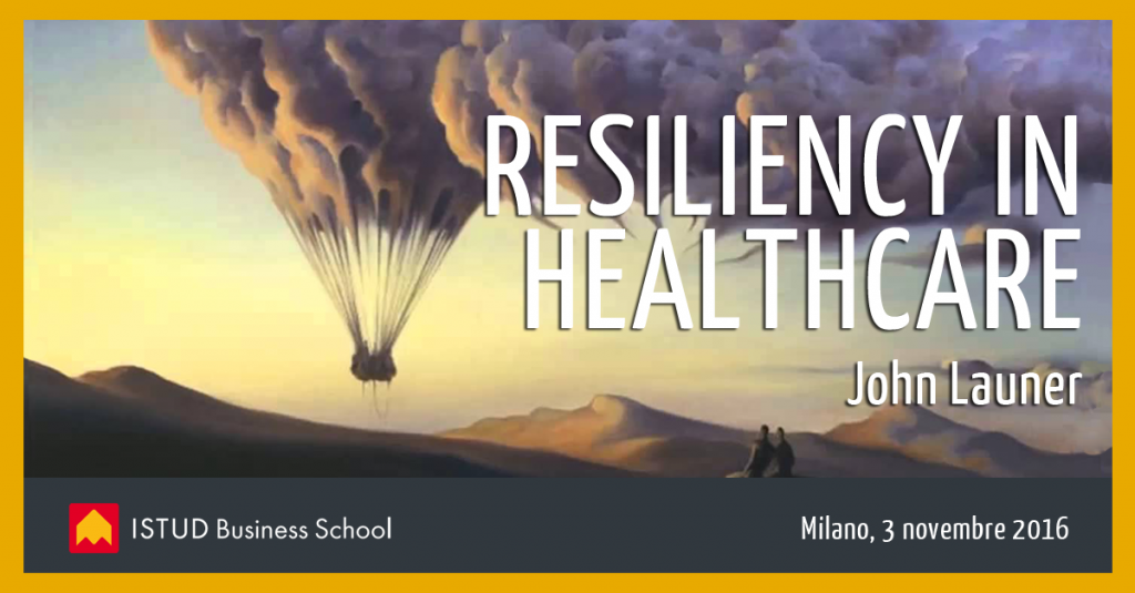 resiliency in healthcare