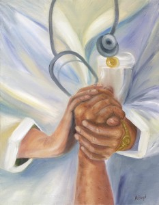Doctors that caring for dying patients need more backing
