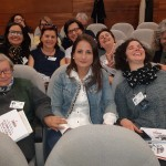 The group of participants of the ISTUD Applied Narrative Medicine Master at the SIMeN congress