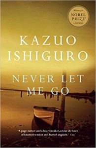 """Considerations on the book """"Never let me go"""" of Kazuo Ishiguro"""