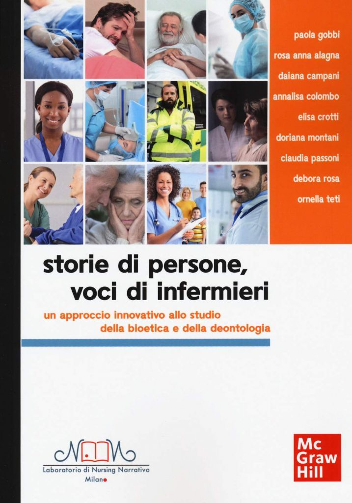 """""""Storie di persone, voci di infermieri"""": il nuovo libro di etica raccontata attraverso storie vissute"""
