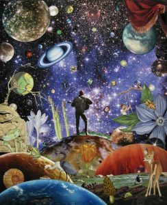 Humanisation and the cosmic home