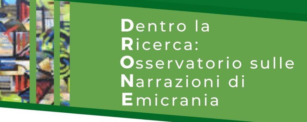 Logo progetto DRONE