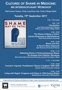 Cultures of Shame POSTER PNG