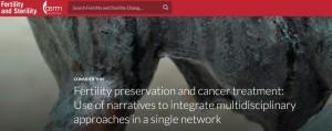 Pubblicazione scientifica del progetto PRESERVIAMO