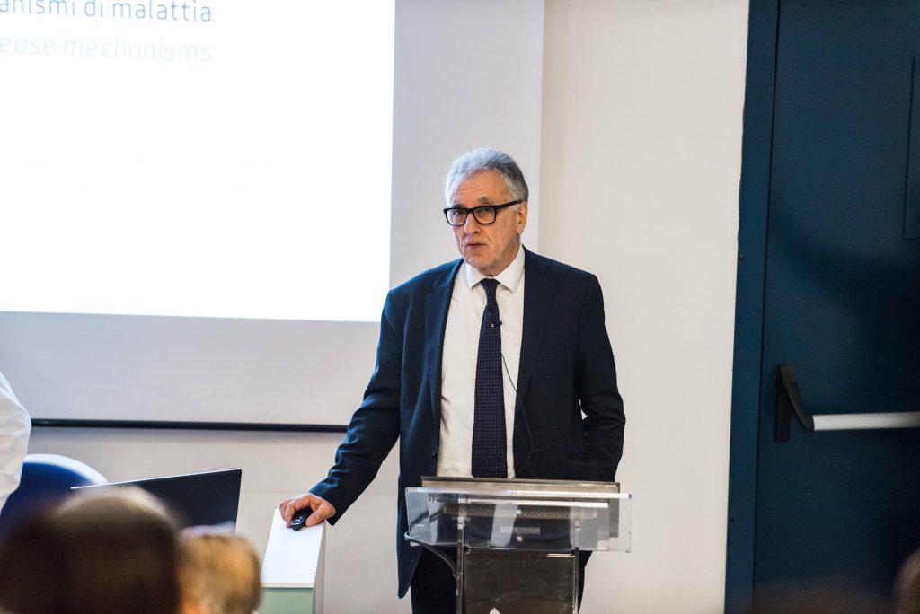 La Medicina Narrativa e l'ascolto dei professionisti di cura della Sclerosi Multipla: Intervista al Professor Mancardi