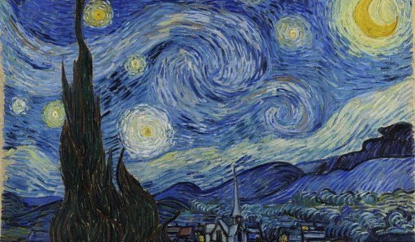 Notte stellata van gogh - arte terapia e professionisti della cura