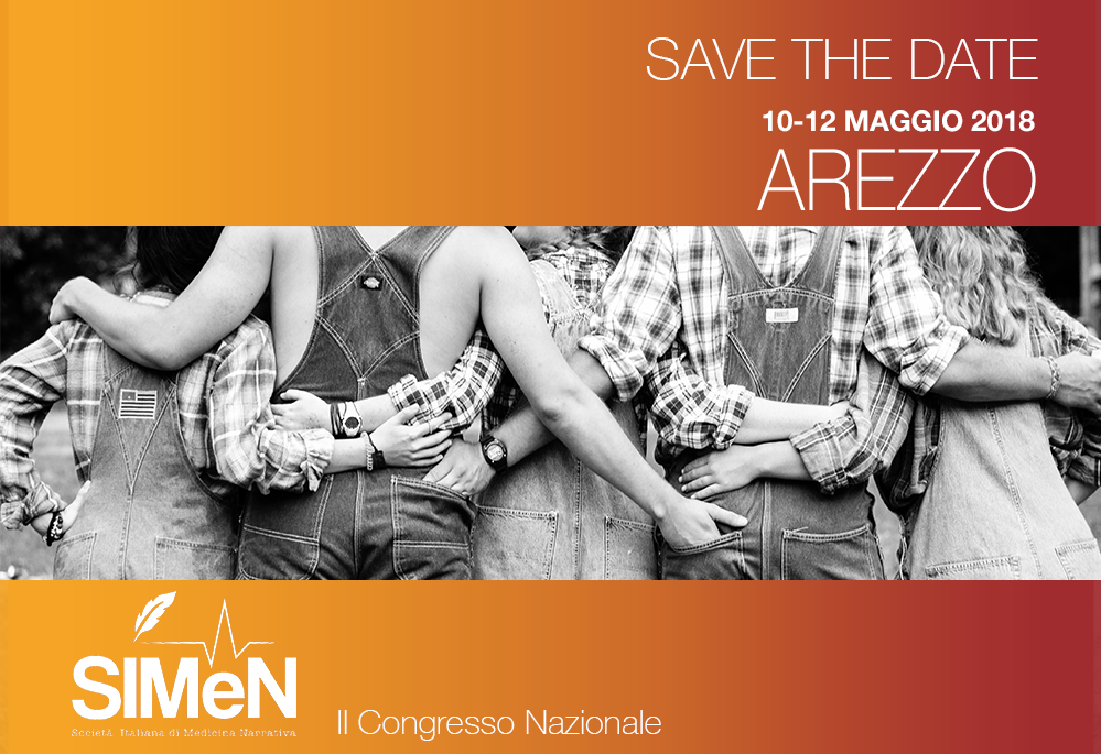 La complicità nella cura, congresso nazionale SIMeN ad Arezzo – 10/12 maggio