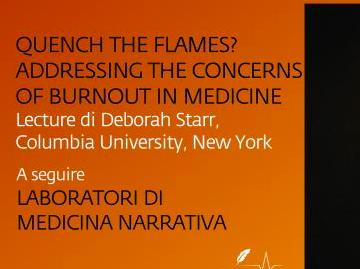 La Medicina Narrativa per affrontare il burnout: un seminario con Deborah Starr