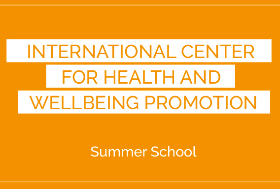 Towards a new culture of health: il primo corso della International Summer School on Promotion of Health and Wellbeing