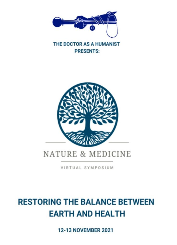 RESTORING THE BALANCE BETWEEN EARTH AND HEALTH – SIMPOSIO INTERNAZIONALE ONLINE