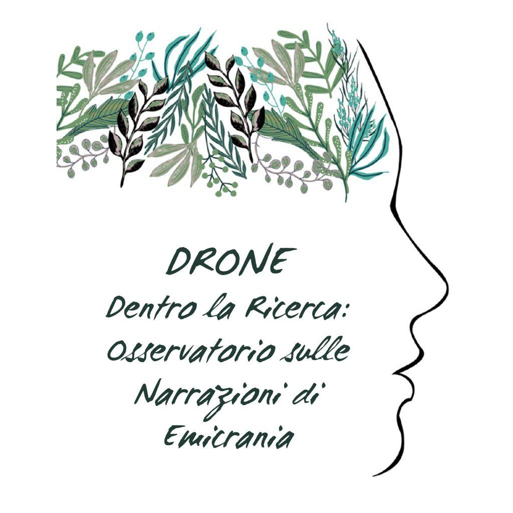 Presentazione risultati del progetto DRONE – Dentro la Ricerca: Osservatorio sulle Narrazioni di Emicrania. Evento on line – 9 giugno 2021