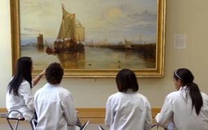 Art and empathy: a new study among medical students