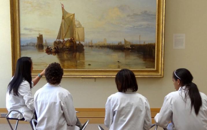Arte ed empatia: un nuovo studio tra gli studenti di medicina